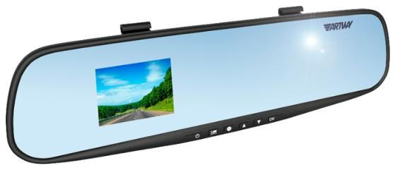 Видеорегистратор Artway AV-610 4 1920x1080 120° microSD microSDHC видеорегистратор artway av 610