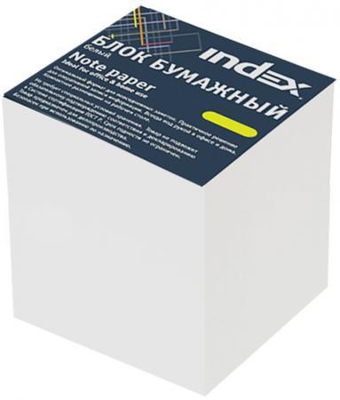 Блок бумажный Index 80х80х80 мм белый I888/R