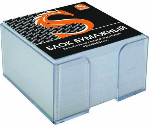 Блок бумажный SPONSOR 90х90х50 мм белый SPA995/gb