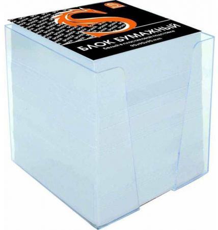 Блок бумажный SPONSOR 90х90х90 мм белый SPC999/gb