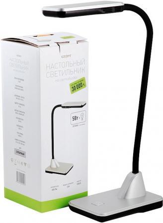 Фото - Настольная лампа СТАРТ CT52 Gr лампа настольная старт ct62 черный