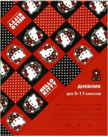Дневник для младших классов Action! HELLO KITTY линейка HKO-ADU-3 HKO-ADU-3 набор гелевых ручек action hello kitty 3 шт син блистер hko agp155 3
