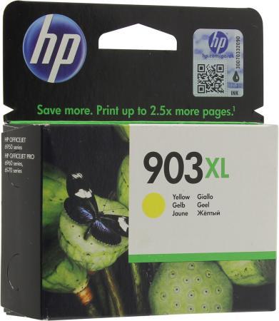 Картридж HP 903XL T6M11AE для HP OfficeJet Pro 6960/6970 желтый tatrix for hp 903xl ink cartridge for hp officejet pro 6960 6961 6963 6964 6965 6966 6968 6970 6971 6974 6975 6976 6978 6979