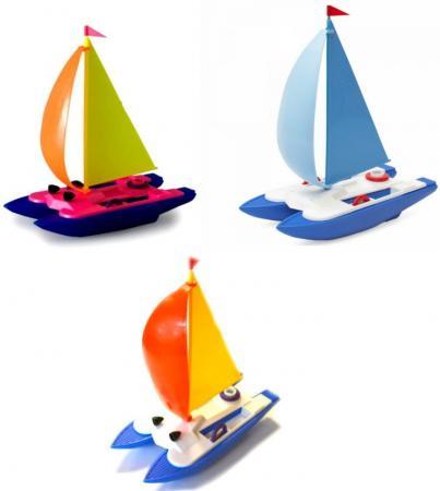 Игрушка для купания для ванны Росигрушка Катамаран 9114 в ассортименте kd group игрушка для ванны корзинка рыбака