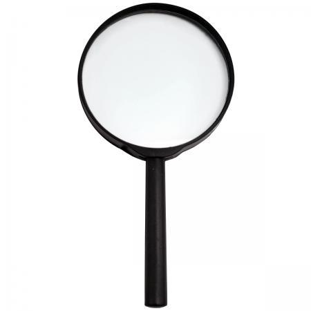 Лупа канцелярская, диаметр 90 мм, увеличение 3 SMG03 цена 2017