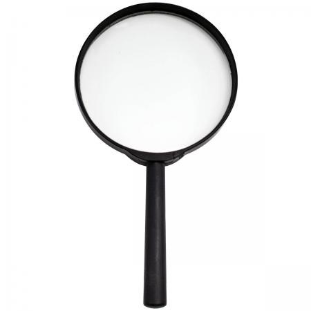 Лупа канцелярская, диаметр 100 мм, увеличение 3 SMG04 цена 2017