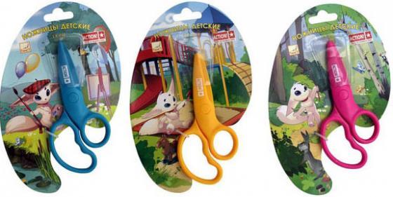 Ножницы детские Action! FSC155 13 см в ассортименте ножницы детские action bnf fsc155 13 см в ассортименте