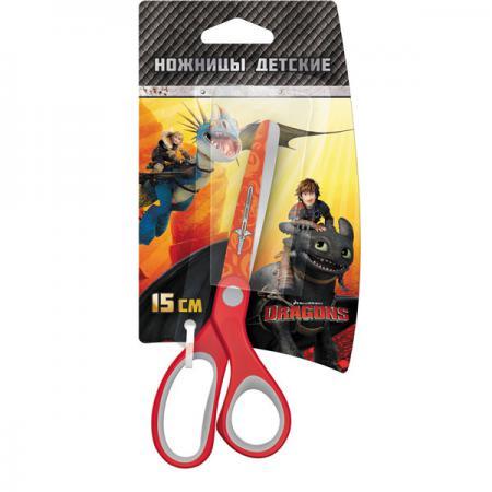 Ножницы детские Action! DRAGONS 15 см в ассортименте DR-ASC265 настольная подкладка для лепки action dragons 43 см х 32 см