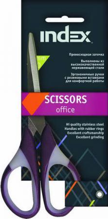 Ножницы Index ISC301 15 см в ассортименте ножницы index isc101 15 3 см