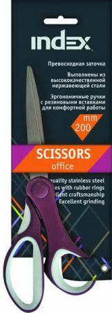 Ножницы Index ISC500 20 см в ассортименте isc путвку в италию