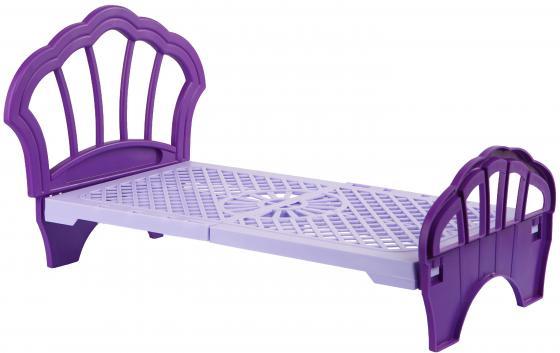 Кроватка для кукол Огонек Лира С-112 кроватка для кукол огонек 1028