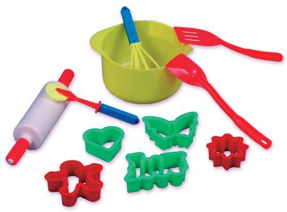 Кулинарный набор Огонек Для выпечки 11 предметов С-157 набор для выпечки calve цвет салатовый 10 предметов