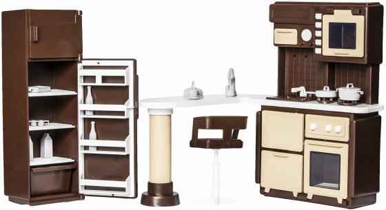 Фото - Набор мебели Огонек Коллекция для кухни С-1298 набор мебели огонек коллекция 5 предметов в ассортименте с 1302
