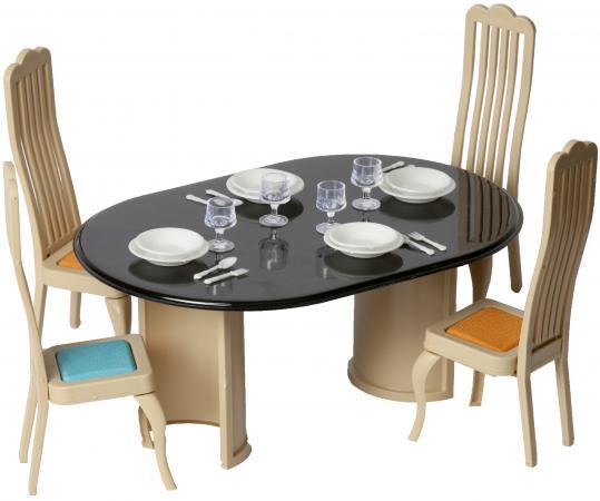 Набор мебели Огонек Коллекция для столовой С-1300 огонек набор мебели для гостиной с 1299