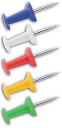 Кнопки силовые Index Кнопки 50 шт 23 мм разноцветный IRP1023