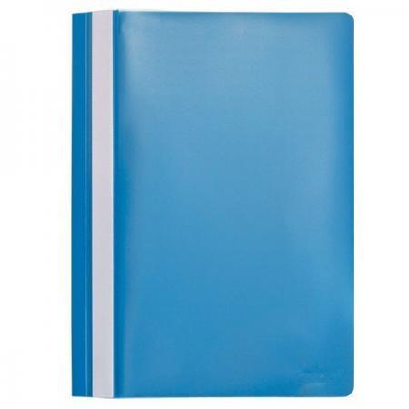 Папка-скоросшиватель, А4, голубая I200/LBU папка скоросшиватель а4 бирюзовая i200 tq