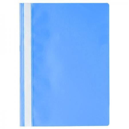 Папка-скоросшиватель, А4, темно-синяя I200/DB папка proff а4 60 карманов синяя