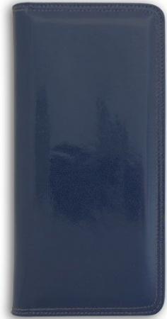 Визитница Index ICC128/1/BL 128 шт синий визитница cheribags цвет синий оранжевый v 0499 15
