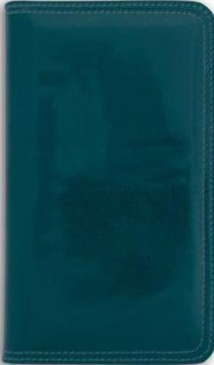 Визитница Index ICC96/1/BL 96 шт синий 237х125 мм, кожзам 96