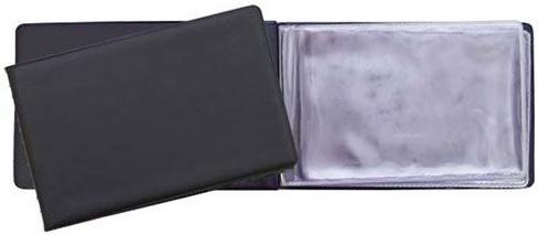 Визитница Panta Plast 03-0730-2/Черн 24 шт черный визитница panta plast 03 0220 2 черн 60 шт черный