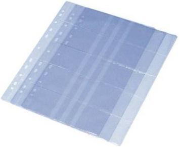 цена на Блок для визитницы Panta Plast 06-1210-2 6 шт