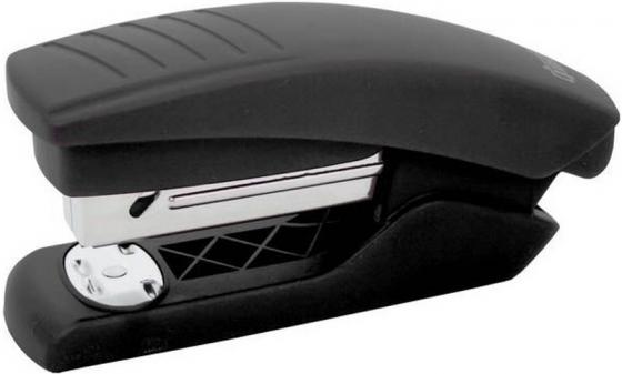 Степлер, скоба №24/6, на 15 листов, пластиковый корпус, черный IPS200/BK степлер скоба 24 6 на 20 листов металлический корпус черный ims310 bk