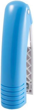 Степлер SН486, скоба №24/6, сшивает до 20 листов, голубой 2631310 степлер н2101 скоба 24 6 сшивает до 20 листов синий 2631602