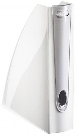 Лоток вертикальный LEITZ ALLURA, ф.А4, белый глянцевый 52010001 leitz complete 62570001