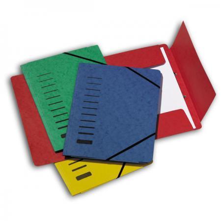 Папка на резинках картонная, ф.А4, на 200 листов, синяя 24007-02 туристический коврик foreign trade 200 150 200 200
