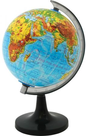 Глобус физический, 20см RG20/PH globen глобус земли физический диаметр 210 мм ке012100176