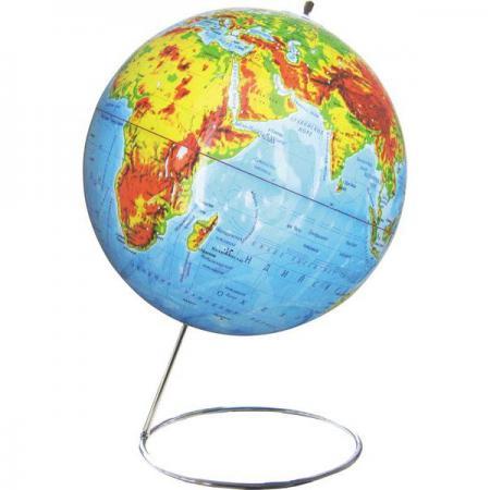 Глобус физический, 25 см, на металлической подставке RG25/PH цена и фото