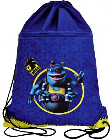 Мешок для обуви АЛИСА, разм.43х34 см, с доп.карманом на молнии, синий AZ-ASS4305/2 цена