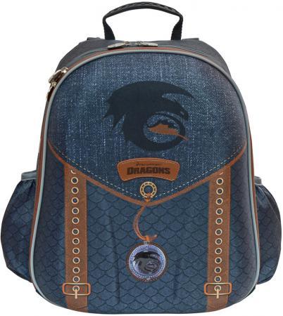 Рюкзак с анатомической спинкой Action! Как приручить дракона 2 синий DR-ASB4614/1