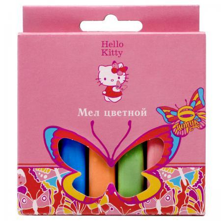 Мелки школьные Action HELLO KITTY 6 штук 6 цветов от 1 года HKO-ACC-6