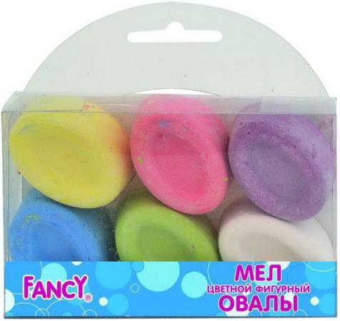 Набор мелков Action FANCY 6 штук 6 цветов от 3 лет FCCF-6/4 фигурные масляные карандаши action fancy 12 штук 12 цветов от 3 лет fop200 12