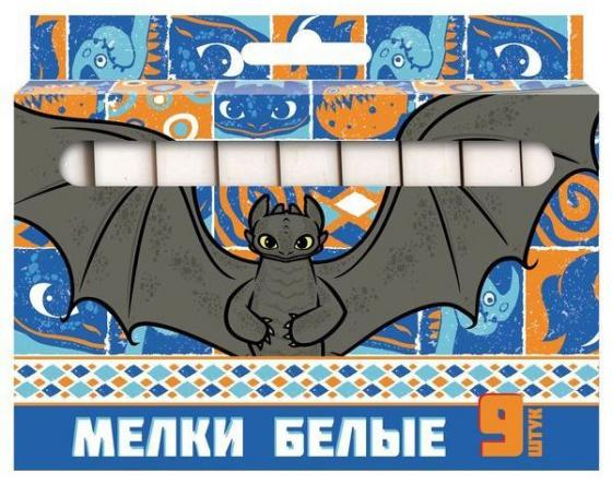 Мелки школьные Action DRAGONS 9 штук 1 цвет от 6 лет DR-CW-9 [show z store] [pre order] cloud 9 w 01c quakeblast clear version c9 cloud9 quakeblast quake blast transformation action figure