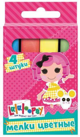 Мелки школьные Action LALALOOPSY 4 штуки 4 цвета от 5 лет LL-CC-4 new 2016 cute 24pcs set anime cartoon 4 5 5cm mini slugterra pvc action figures toys dolls child toys