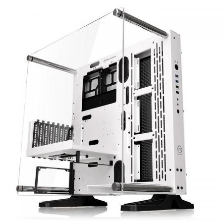 Корпус ATX Thermaltake Core P3 Без БП белый CA1G400M6WN00 корпус atx thermaltake core p3 без бп чёрный