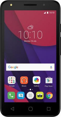 """все цены на Смартфон Alcatel OneTouch 5010D PIXI 4 белый 5"""" 8 Гб Wi-Fi GPS 3G онлайн"""