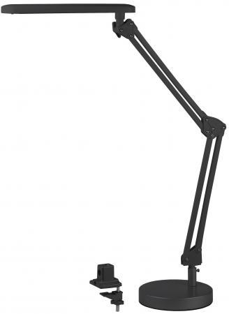 Настольная лампа Эра черный NLED-440-7W-BK лампа настольная эра nled 426 3w bk