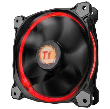 Вентилятор Thermaltake Riing 14 LED 140x140x25 3pin 28.1dB 256 Color CL-F043-PL14SW-A
