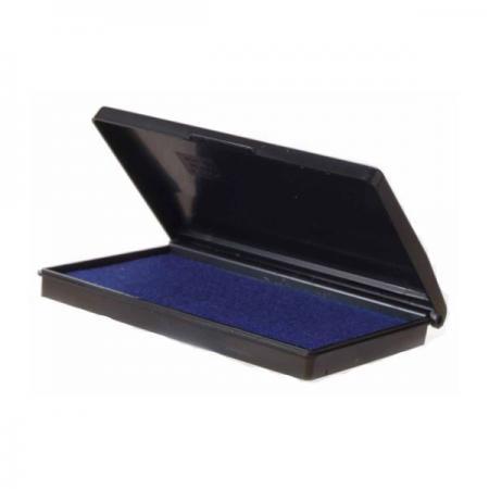 Штемпельная подушка, синяя, разм. 11х7 см 9052/С штемпельная подушка размер 7х11 см синяя 2
