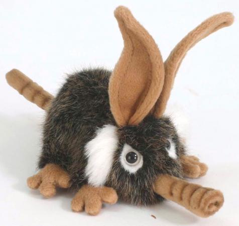 Мягкая игрушка лесной тролль Hansa Лесной тролль 15 см синтепон искусственный мех 5827 игрушка hansa гусь 26cm 4945