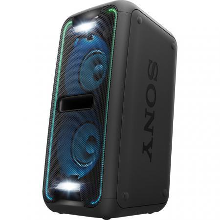 Минисистема Sony GTK-XB7 черный минисистема sony gtk xb5