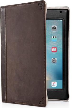 Чехол-книжка Twelve South BookBook для iPad mini 4 коричневый 12-1518 чехол twelve south bookbook для iphone 5 в спб