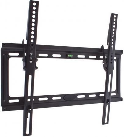 "все цены на Кронштейн Kromax IDEAL-4 черный до 22""-65"" настенный от стены 28мм наклон 0°-15° VESA 400х400мм до 50кг онлайн"