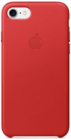 Накладка Apple Leather Case для iPhone 6S Plus красный MKXG2ZM/A