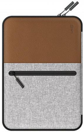 """Чехол для ноутбука MacBook Pro 15"""" LAB.C Pocket Sleeve коричневый LABC-451-BR цена и фото"""