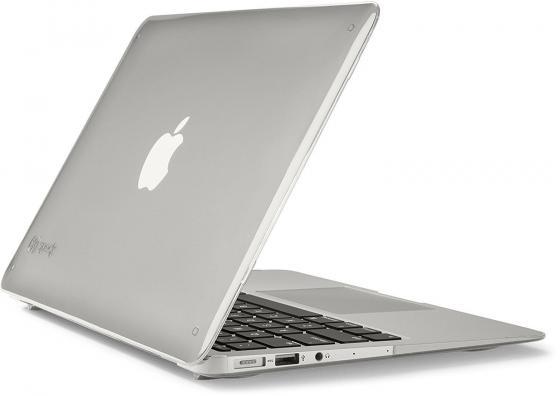 Чехол для ноутбука MacBook Air 13 Speck SeeThru пластик прозрачный 71479-1212 аксессуар чехол macbook pro 13 speck seethru pink spk a2729