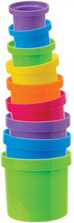 Набор игрушек для ванны ALEX Чашечки 816W alex набор для изготовления игрушек динозавры